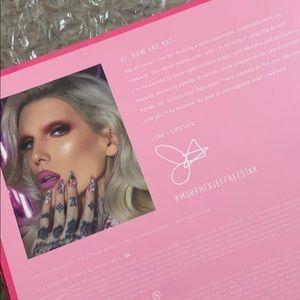 Jeffree Star Makeup - MORPHE/ JEFFREE STAR BUNDLE